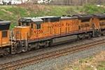 UP 9256 on CSX Q351-21