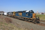CSX 8162 on Q380-17