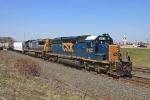 CSX 8162 on Q380-17