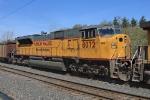 UP 8072 on CSX V771-23