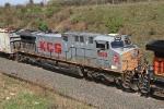 KCS 4593 on CSX K690-23