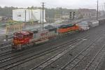 BNSF 8276 on CSX Q380-02