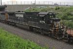 NS 8675 on CSX Q380-11