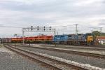 CSX 7631 on CSX Q263-17