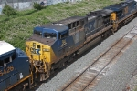 CSX 34 on Q117-23