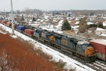 CSX 4740 on Q164-05