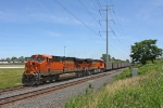 BNSF 6182 on CSX E942-23