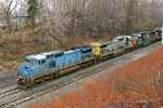 CSX 7918 on X019-06