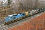 CSX 7918 on X019-06