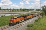 BNSF 5781 on CSX N859-25
