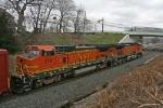 BNSF 579 on CSX Q380-10