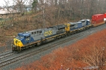 CSX 638 on Q161-13