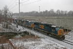 CSX 8755 on Q364-13