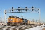UP 6078 on CSX E958-22