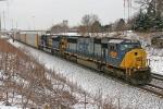 CSX 4559 on Q364-25