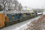 CSX 4602 on Q364-25
