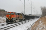 BNSF 1030 on CSX Q381-06