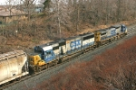 CSX 8701 on 386-08