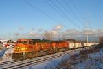 BNSF 8855 on CSX N859-10