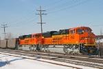 BNSF 9153 on CSX N859-13