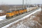 UP 5314 on CSX Q091-14