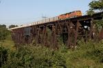 BNSF 7422 on CSX E941-19