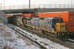 CSX 7614 on Q380-13