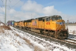 UP 4876 on CSX Q152-12