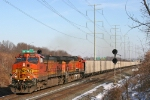 BNSF 4699 on CSX E940-15