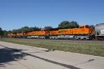 BNSF 7429 on CSX Q381-31