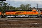 BNSF 7430 on CSX Q381-06