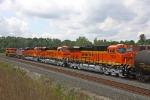 BNSF 7431 on CSX Q381-06
