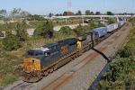 CSX 5232 on CSX Q117-18