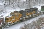 BNSF 6770 on X378-27