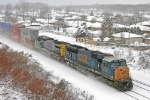 CSX 4738 on Q116-27