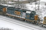 CSX 6110 on Q364-26