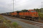 BNSF 5513 on CSX Q380-06