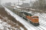 BNSF 8909 on CSX N859-04