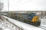 CSX 671 on Q110-07
