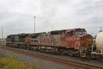 BNSF 828 on CSX Q381-05