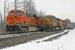 BNSF 6013 on CSX N886-10