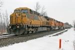 UP 6731 on CSX V740-10