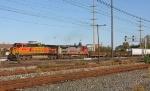 BNSF 4884 on CSX Q381-10