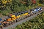 BNSF 6889 on CSX Q380-12