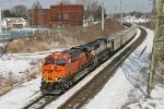 BNSF 5929 on CSX N859-xx
