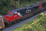 CN 2596 on CSX Q640-13