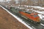 BNSF 4184 on CSX G343-13