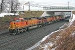 BNSF 4834 on CSX Q381-13