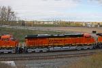 BNSF 7491 on CSX Q381-27