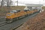 UP 4169 on CSX Q351-19